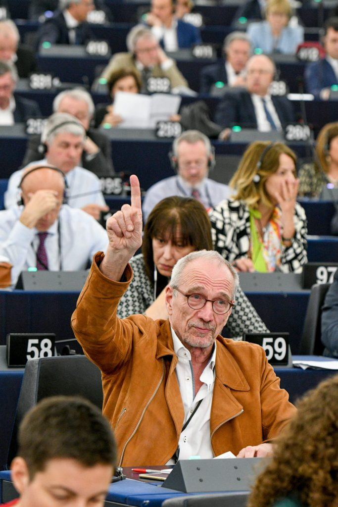 Nils TORVALDS – Plenum - Europaparlamentet