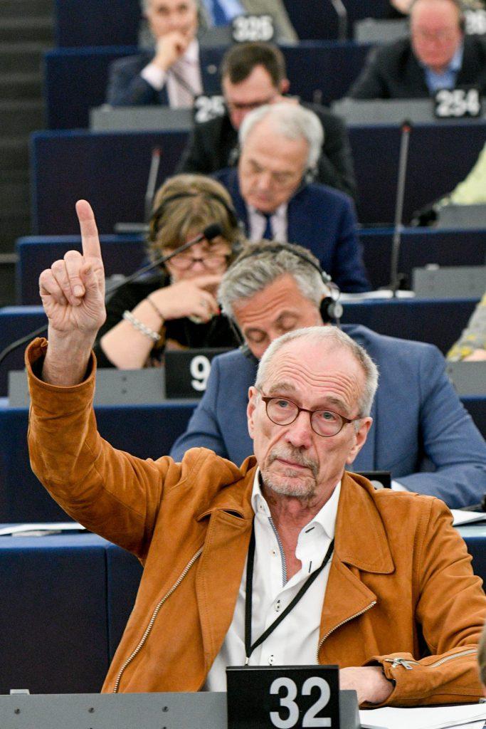 Nils TORVALDS Plenum - Europaparlamentet