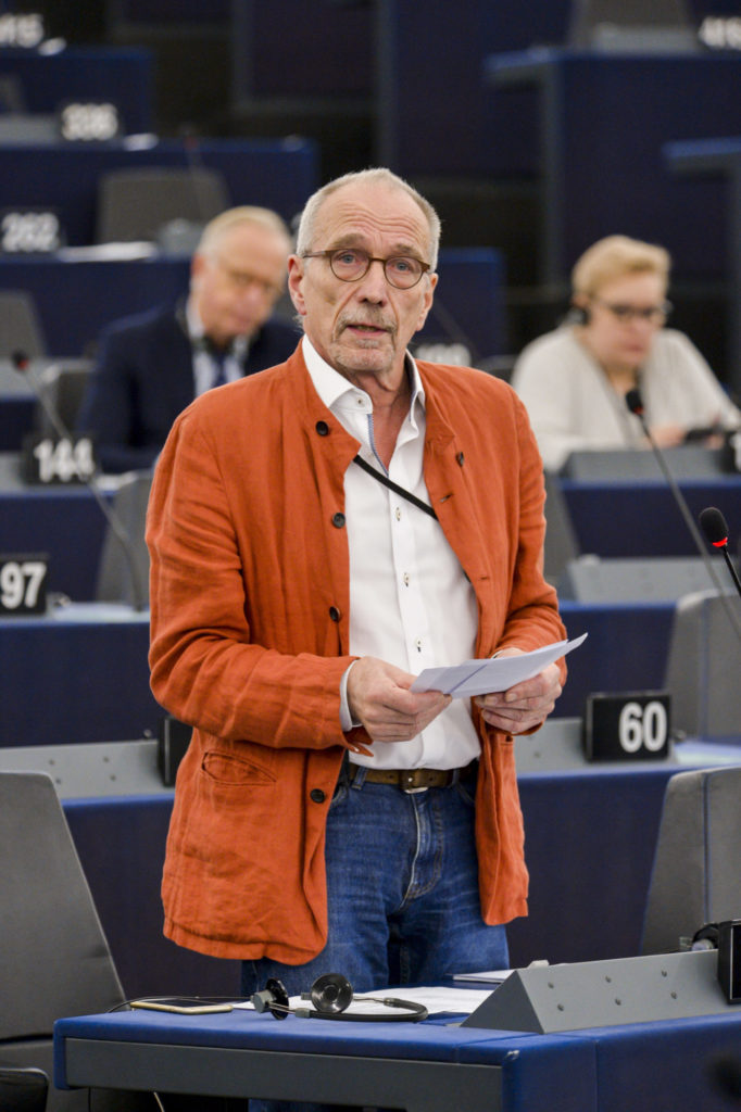 Nils Torvalds pressbild - plenum